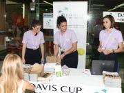 DAVIS CUP: BIH - ESTONIJA 1. DAN
